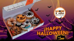 Halloween Alzamora, Alcoy, sorteo Loops