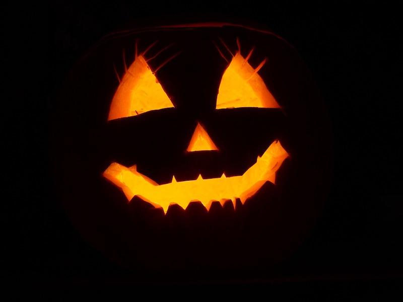 calabaza para halloween alzamora