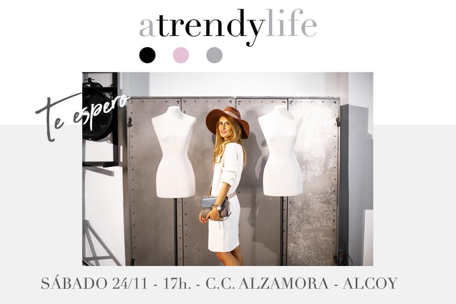 Imagen del blog atrendylife para ilustrar el taller que impartirá Rebeca Labara en los Black Shopping Lovers de Alzamora.