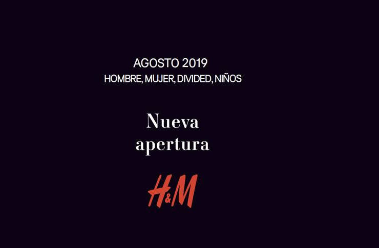 apertura h&m