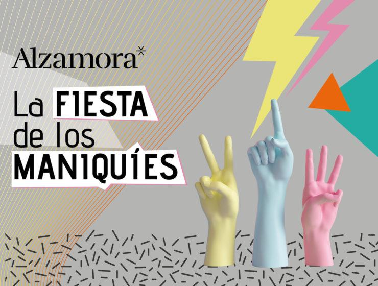 Concurso en Centro Comercial Alzamora