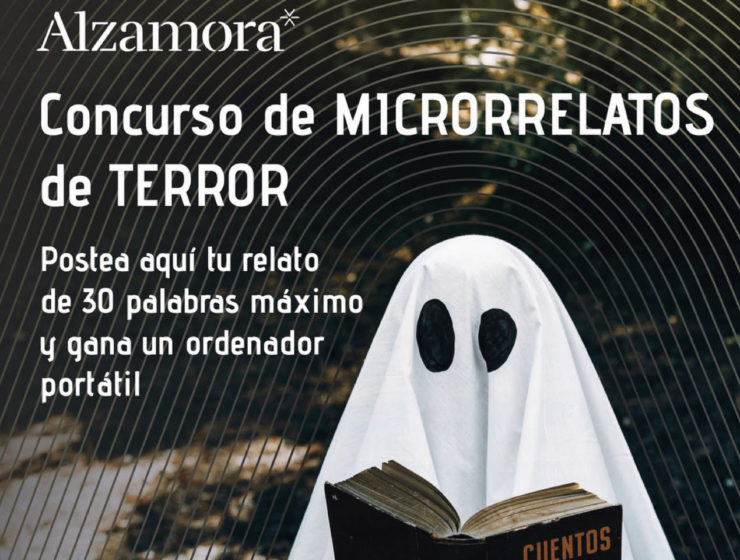 Sorteo portatil Halloween